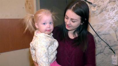 После публикации RT семье с ребёнком-инвалидом из Новосибирска отремонтируют квартиру