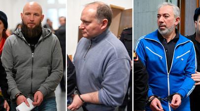 Максим Владимиров, Филипп Дельпаль и Ваган Абгарян
