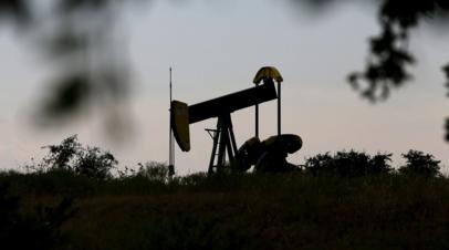 Стоимость нефти Brent повысилась до $62 за баррель