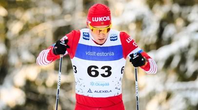 Тренер Большунова считает, что победа на этапе КМ в Италии придаст лыжнику уверенности перед ЧМ