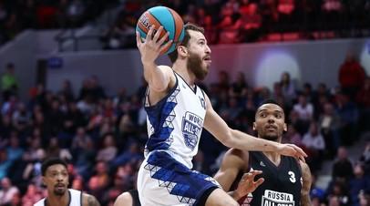 Хайнс заменит де Коло в Матче звезд Единой баскетбольной лиги ВТБ