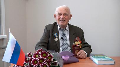 Ветеран ВОВ из Закарпатья получил российский паспорт после запроса RT