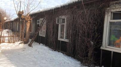 В Коломне семья с восемью детьми живёт в бараке и почти 17 лет стоит в очереди на жильё