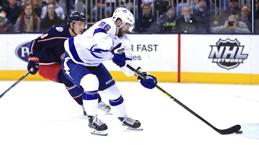 Kucherov Is The Main Contender For The Hart Trophy According To The