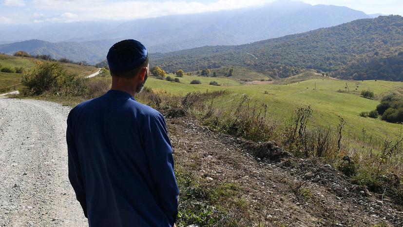 Новая граница Чечни и Ингушетии внесена в госреестр недвижимости