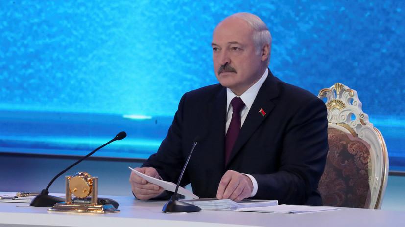 Лукашенко рассказал, кто станет президентом Украины