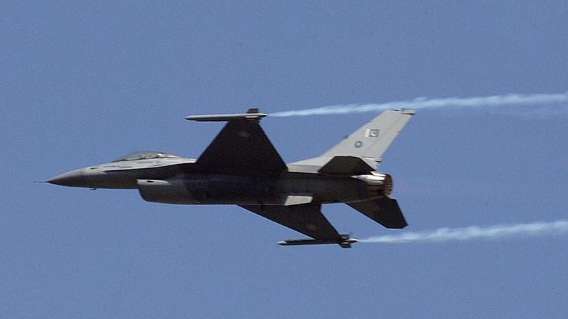 Индия заявила об уничтожении в ходе воздушного боя пакистанского F-16