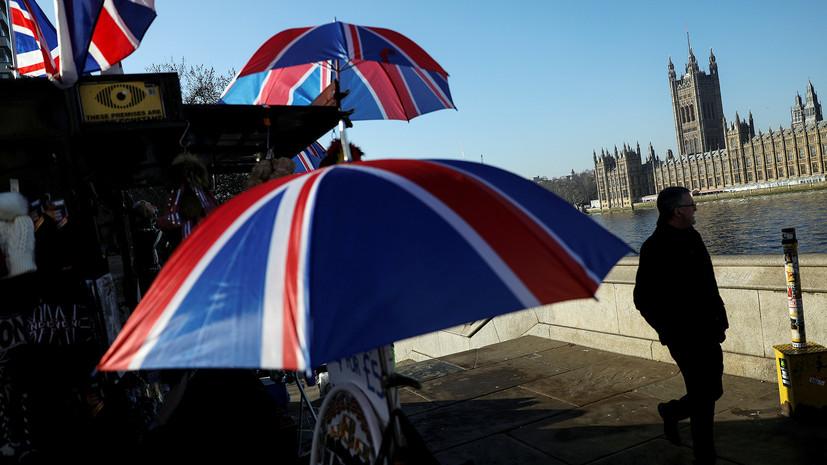 Поток туристов из Великобритании в Россию за год вырос на 10%