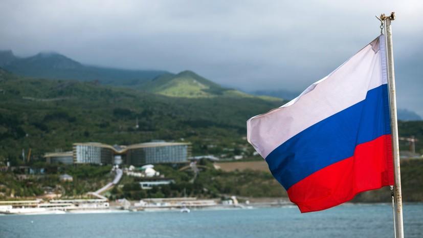 В Крыму ответили на слова украинского политика о причинах присоединения полуострова к России
