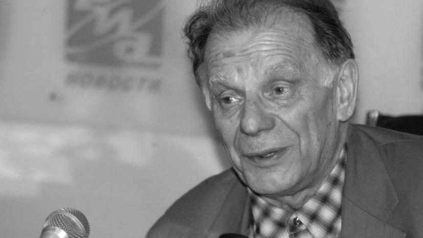 КПРФ займётся организацией похорон Жореса Алфёрова