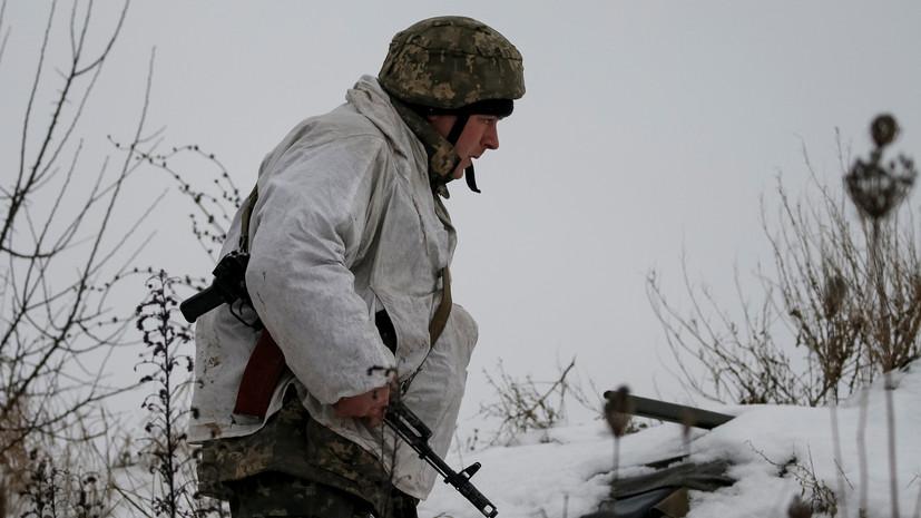 Порошенко заявил о повышении зарплаты украинским военным в Донбассе