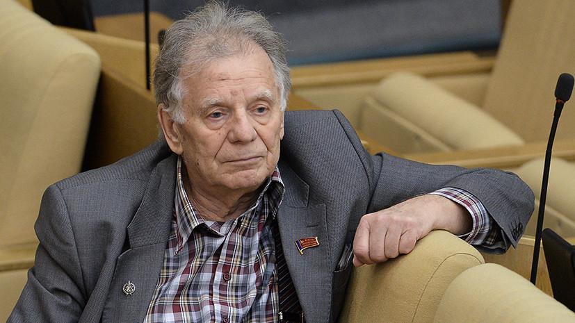 В комитете Госдумы по международным делам соболезнуют в связи со смертью Алфёрова