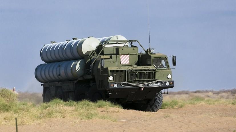 Эксперт оценил желание Пентагона убедить Турцию отказаться от С-400