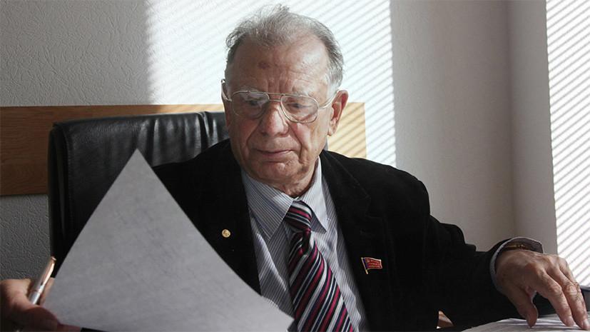 «Всегда стоял на принципах справедливости»: ушёл из жизни нобелевский лауреат по физике Жорес Алфёров