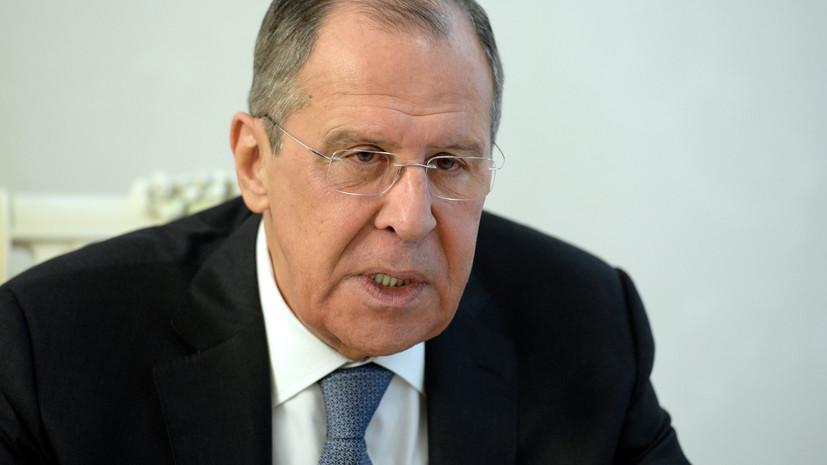 Лавров обсудил с Помпео ситуацию в Венесуэле