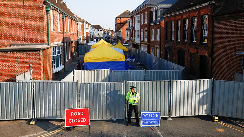 Сын жертвы инцидента в Эймсбери рассказал о «предательстве» британского правительства