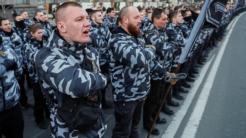 «В глазах радикалов он предатель»: почему украинские националисты потребовали посадить Порошенко в тюрьму