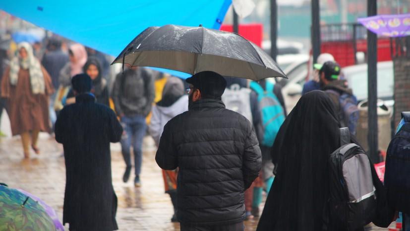 В Афганистане 20 человек погибли в результате наводнения