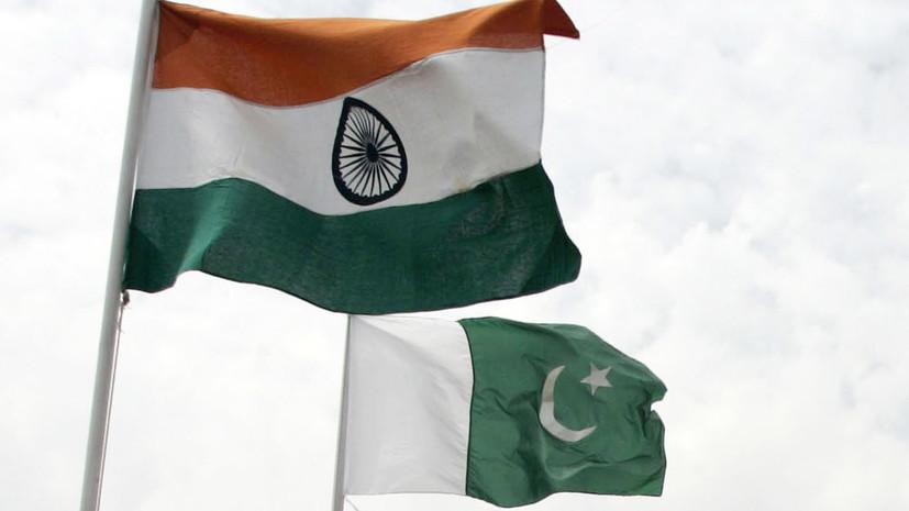 Индия и Пакистан обстреляли позиции друг друга в Кашмире