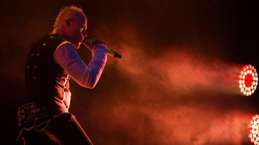 Яна Чурикова прокомментировала сообщение о смерти вокалиста The Prodigy