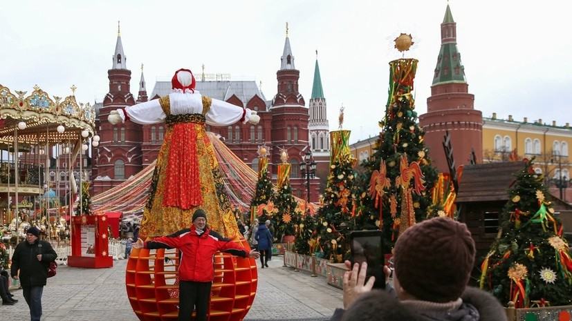 Синоптики прогнозируют тёплую погоду в Москве в предстоящие выходные
