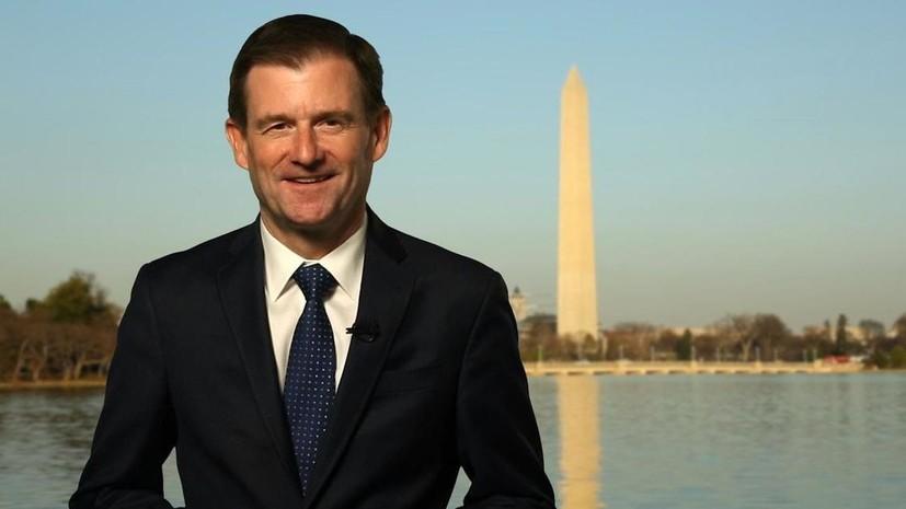 Замгоссекретаря США отправится в Киев 5 марта