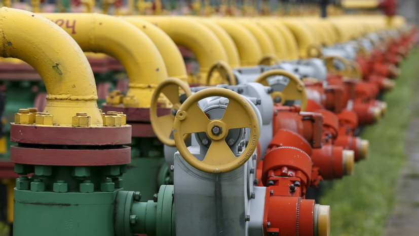 Эксперт прокомментировал заявление Медведева о транзите газа через Украину
