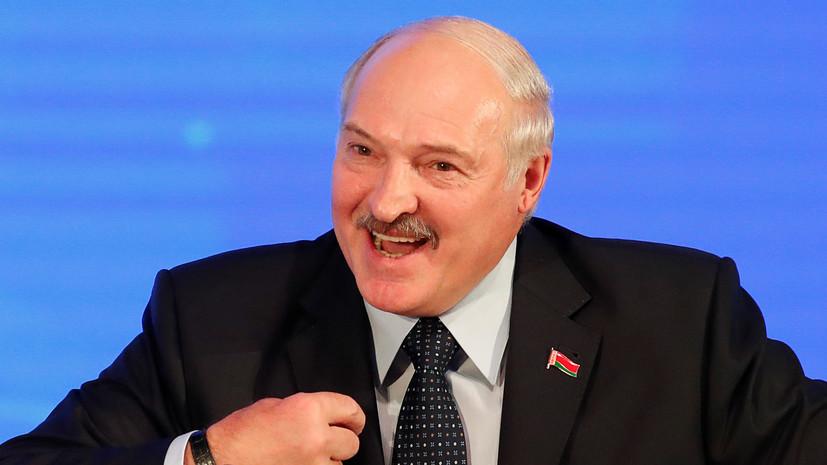 Лукашенко заявил о нежелании России интеграции с Белоруссией