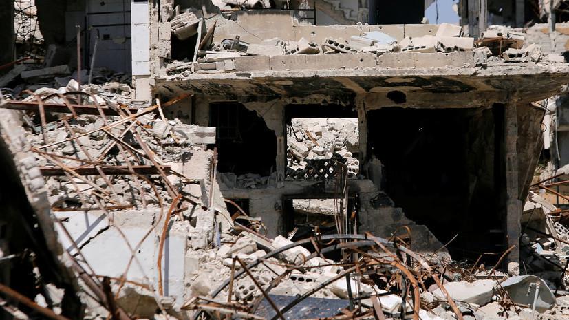 Коалиция США отрицает использование белого фосфора в сирийском Аль-Багузе