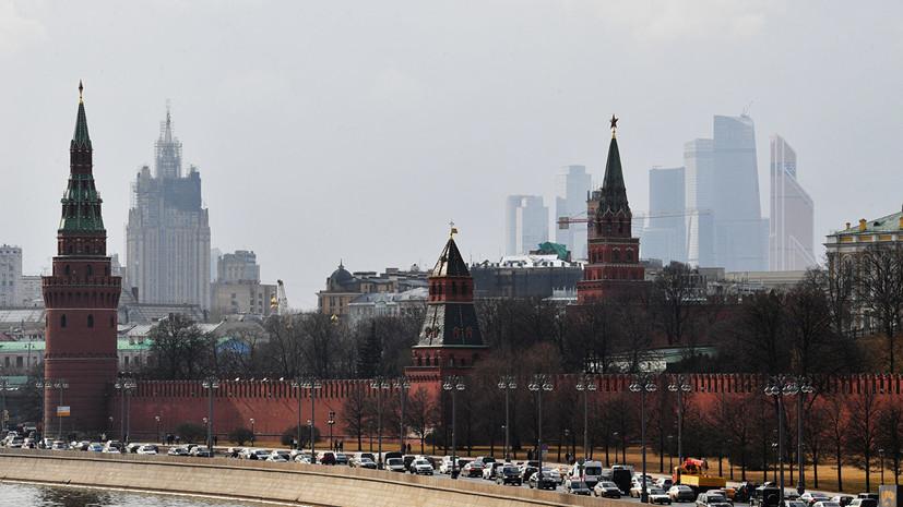 В Гидрометцентре предупредили о скачках атмосферного давления в Москве