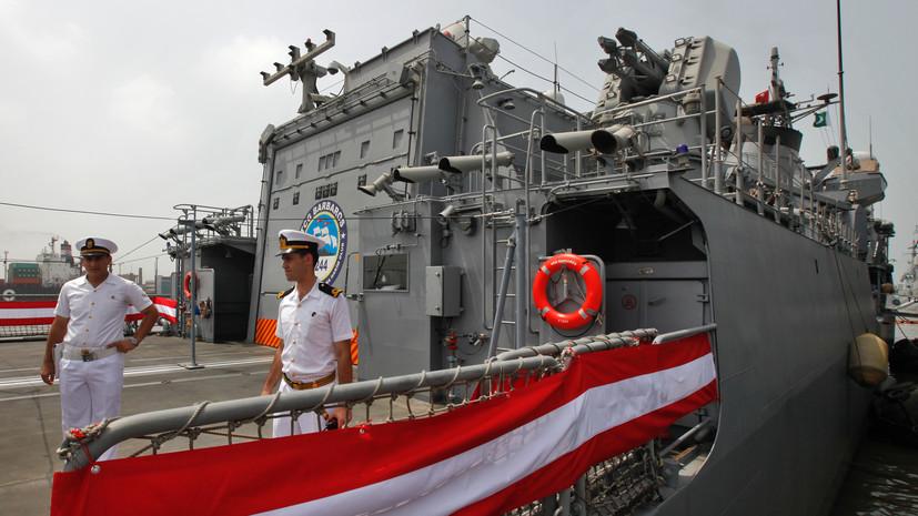 СМИ: Два корабля НАТО под турецкими флагами зашли в порт Одессы