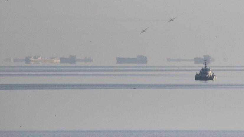 Украина не откажется от права прохода кораблей через Керченский пролив