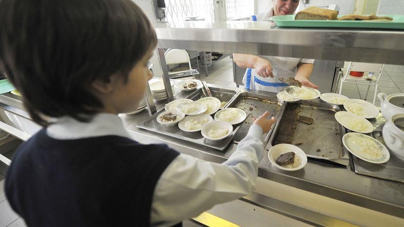Владимирская чиновница объяснила слова о плате за питание школьников