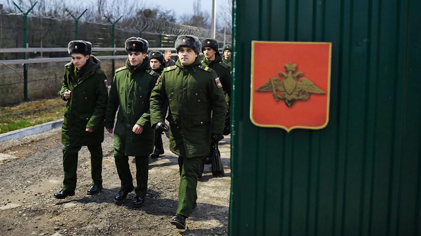 «Необходимый мобилизационный ресурс»: почему Минобороны РФ рассчитывает на сохранение призывной системы