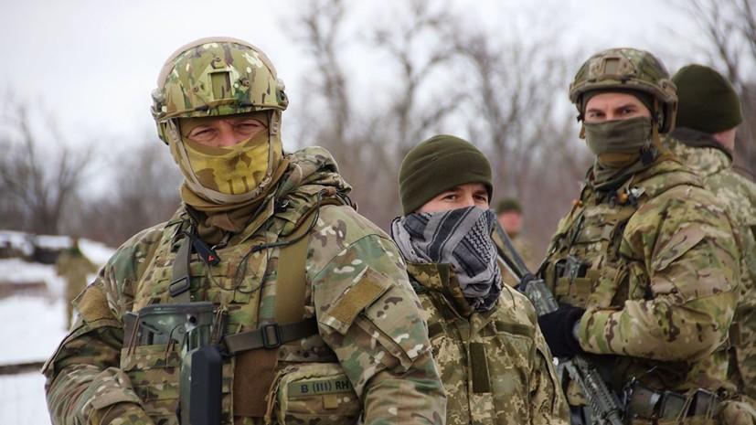 Украинские силовики обстреляли насосную станцию вблизи Ясиноватой
