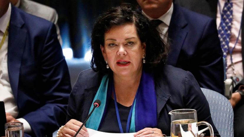 Постпред Британии при ООН заявила об отсталости российской науки
