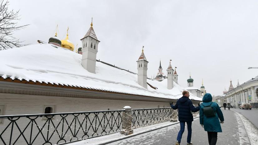 В Москве 7 марта ожидается до -3 °С