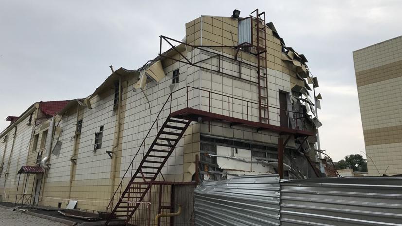 В Кемерове продлили арест фигурантам дела о пожаре в «Зимней вишне»