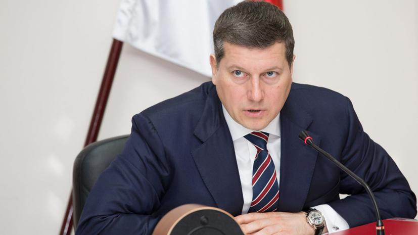 Экс-мэра Нижнего Новгорода приговорили к десяти годам колонии