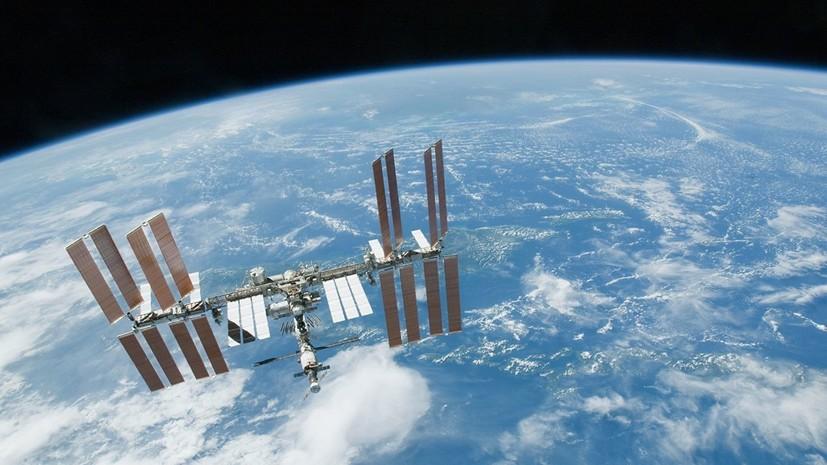 Корабль Crew Dragon отстыковался от МКС