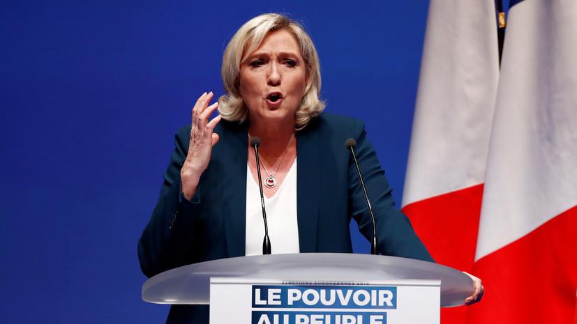 Эксперт оценил заявление Марин Ле Пен о последствиях санкций против России