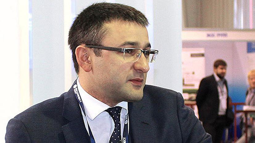 Задержан бывший заместитель главы «Росгеологии» Горринг