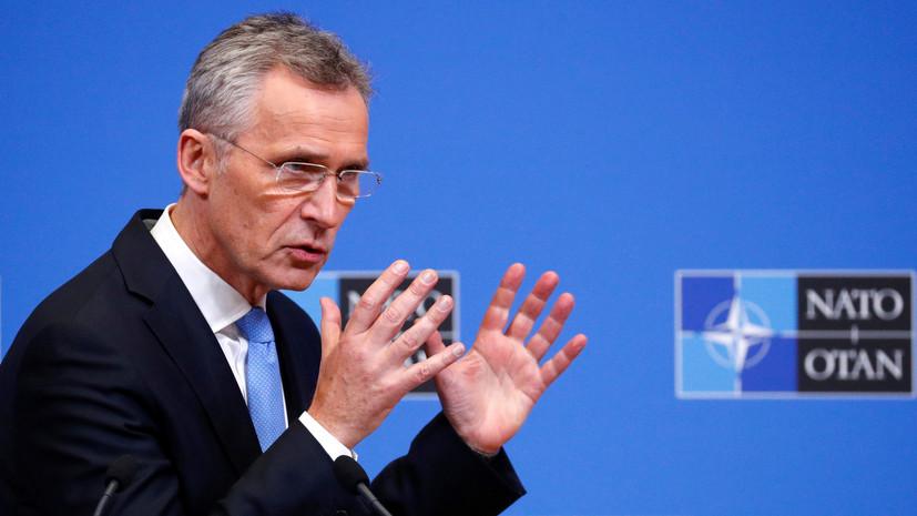 Эксперт оценил заявление НАТО о готовности ответить на размещение российских ракет