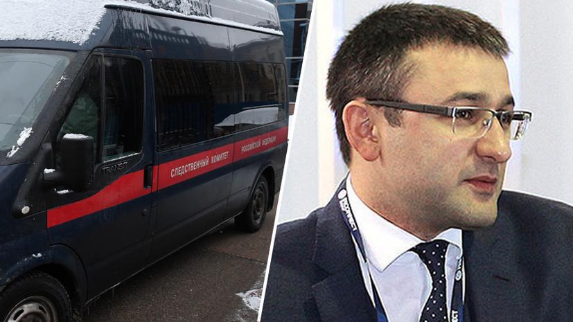 «Подозревается в мошенничестве»: в аэропорту Внуково задержали экс-замглавы «Росгеологии» Горринга