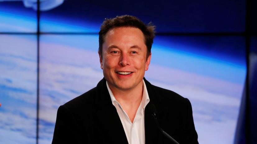 Маск ответил на поздравление Рогозина по поводу испытаний Dragon 2