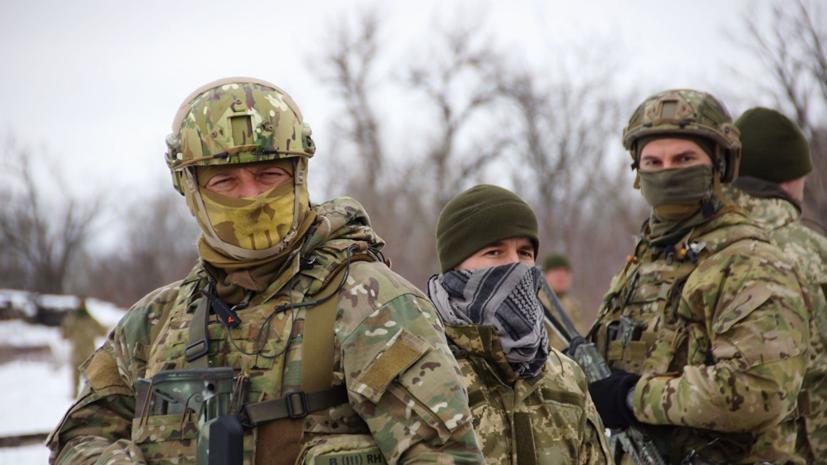 В ДНР рассказали о расстреле солдатами ВСУ своего командира