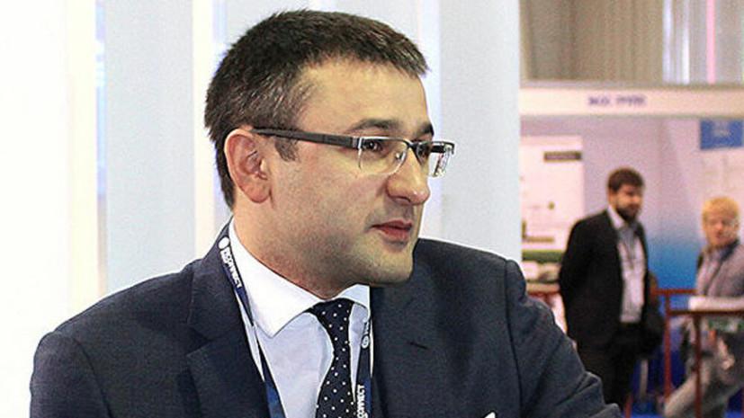 СК будет просить об аресте экс-замглавы «Росгеологии» Горринга