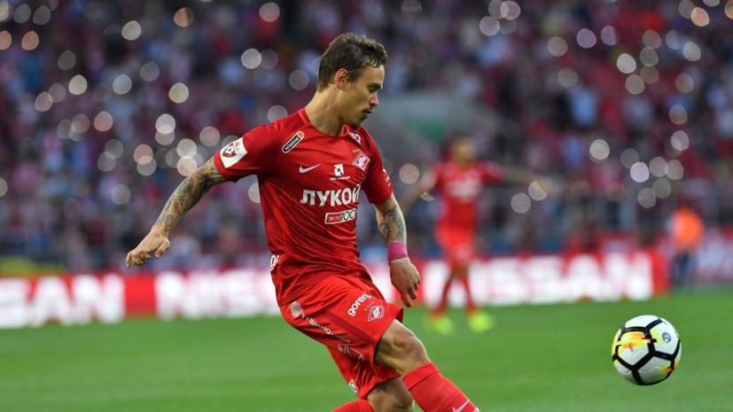 Ещенко заявил, что хочет сыграть в футбол против Месси