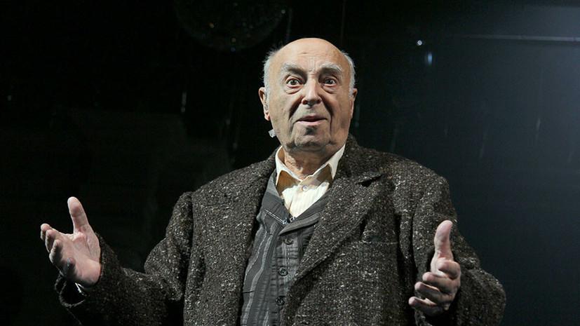 «Подлинная легенда»: ушёл из жизни народный артист СССР Владимир Этуш