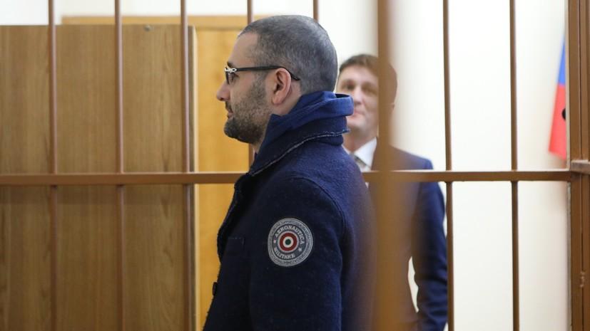 Экс-замглавы «Росгеологии» Горринг отказался признать вину в мошенничестве